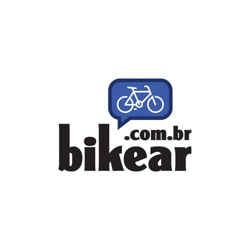 Biking website logo