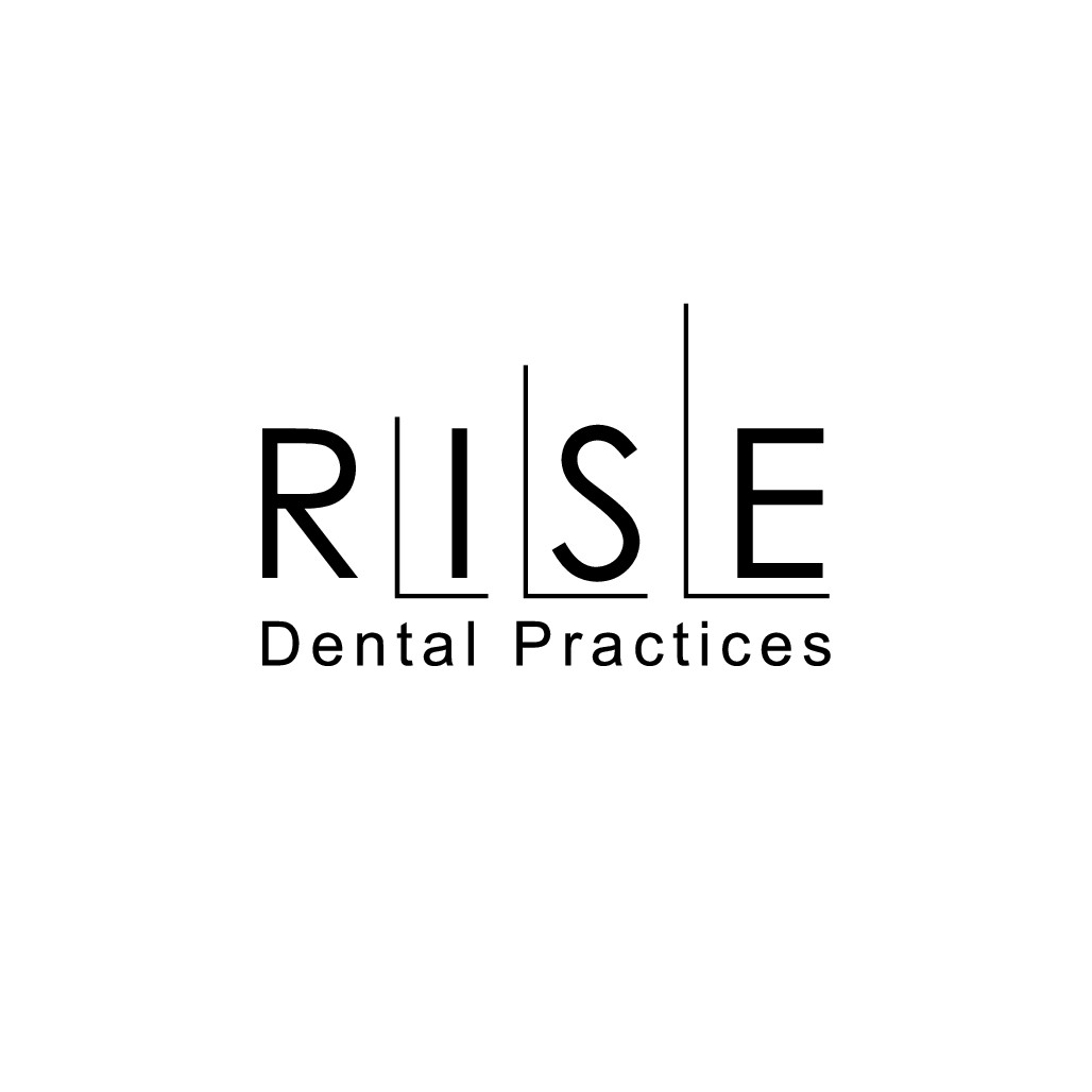 Intentional and uplifting logo for our brand of dental practices
