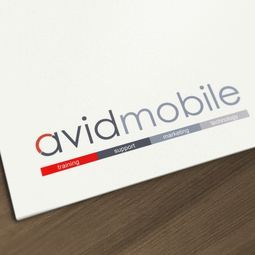 Logo refresh for AvidMobile