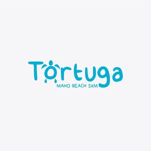 Tortuga Maho Beach needs a descriptive logo