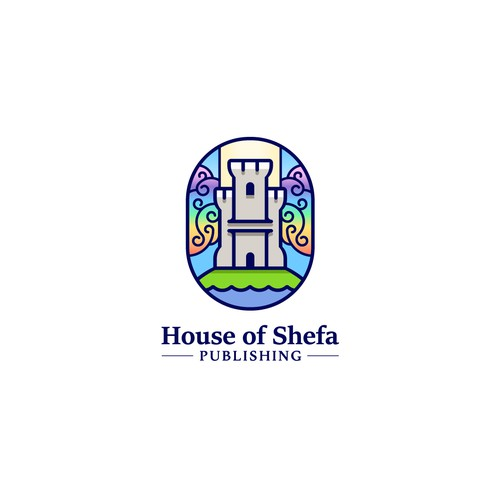 Logo for the publishing house