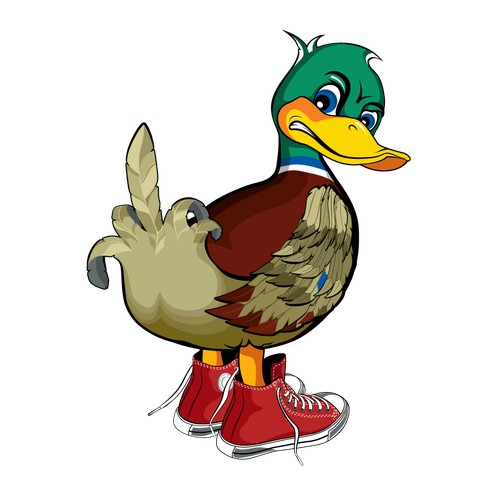 duck trump