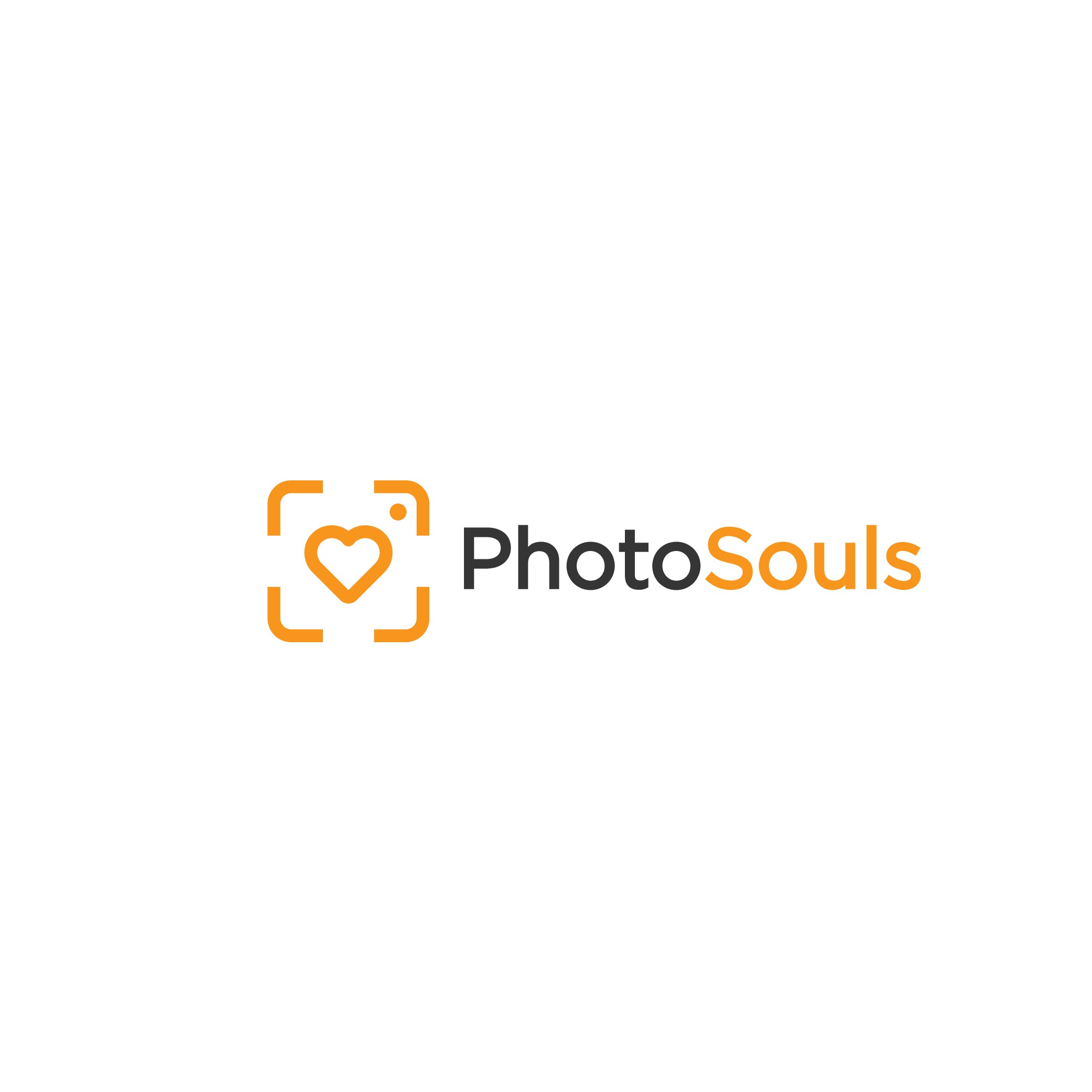 Logo for PhotoSouls - marketplace for photography services