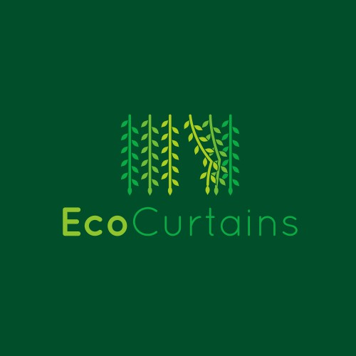 Logo design for curtain seller