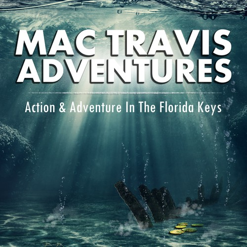 Mac Travis Adventure series cover