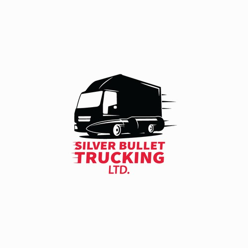 New Business Logo for small transport trucking company.   Will be seen across western Canada