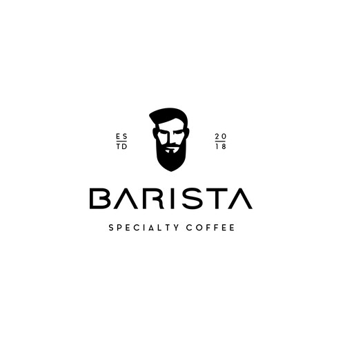 Logo for Barista specialty coffee