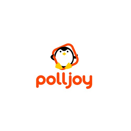 Design the PollJoy logo and we'll give you a cute animal*