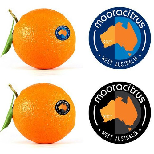product label for Moora Citrus