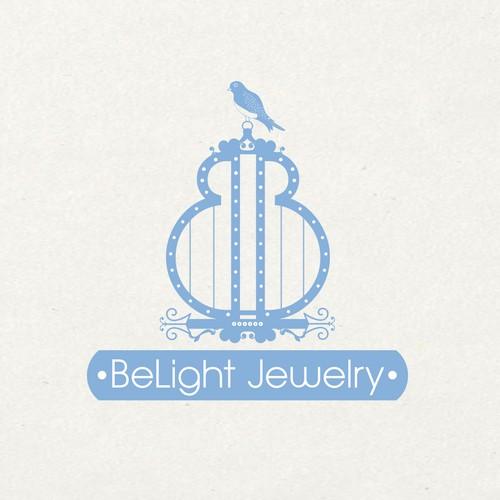 Jewelry vintage logo
