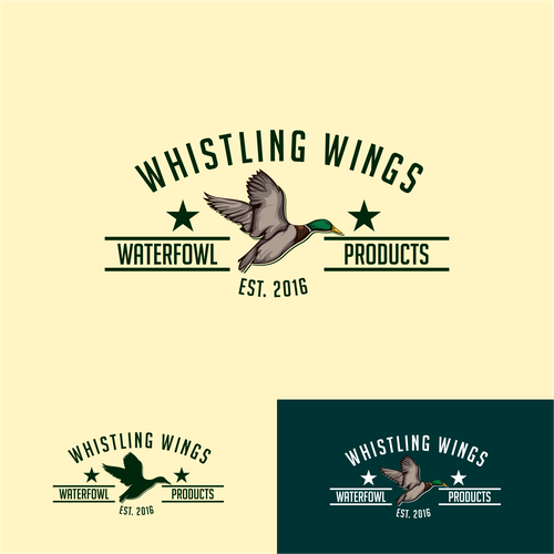 WHISTLING WINGS WATERFOWL PRODUCT