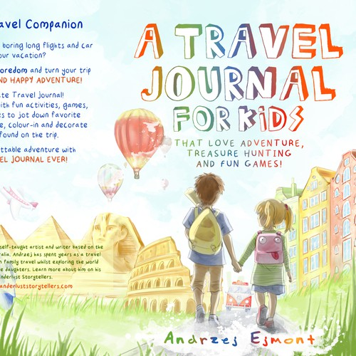 Kids Travel Journal - Andrzej Ejmont