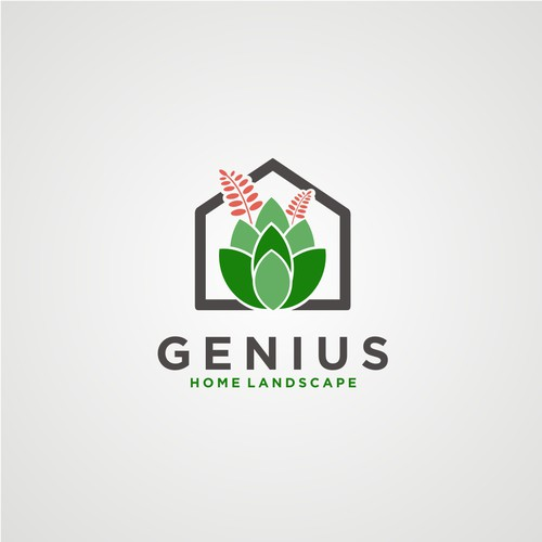 Logo For residential landscape designs