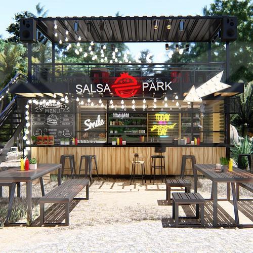 Salsa Park Restaurant