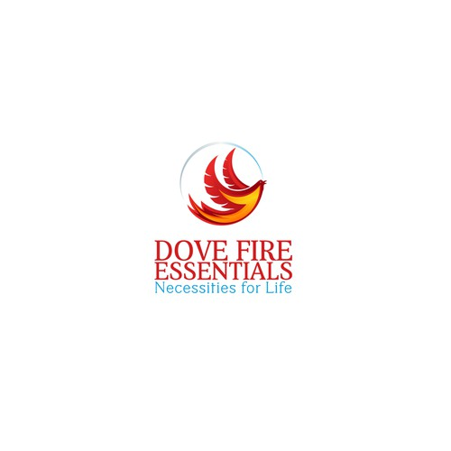 Dove Fire Logo