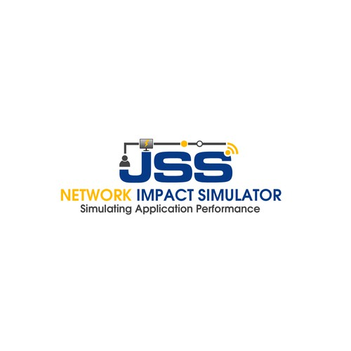 New logo wanted for JSS Network Impact Simulator