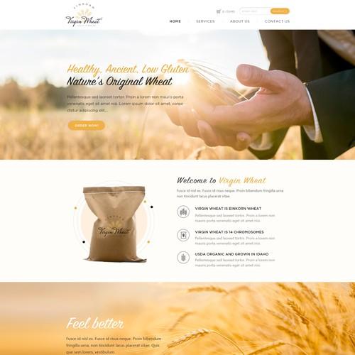 Farm Website