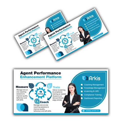 Agent performance enhancement platform.