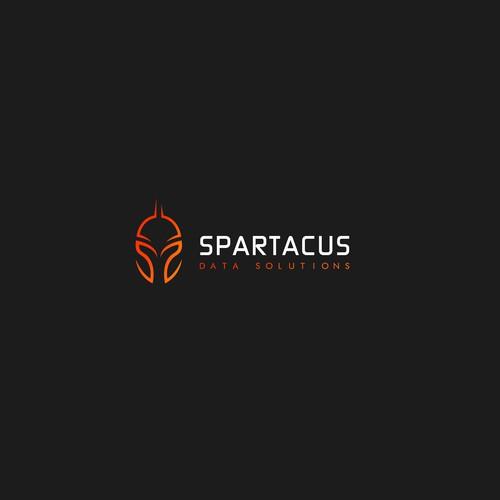 Logo concept tech