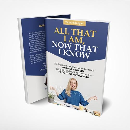 Modern & Bold Book Cover Design
