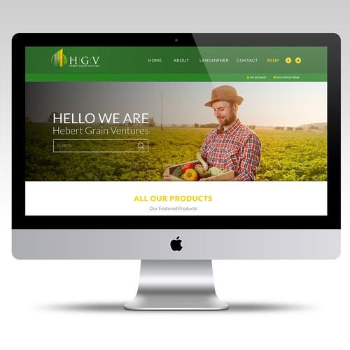 H.G.V. Web Design Contest