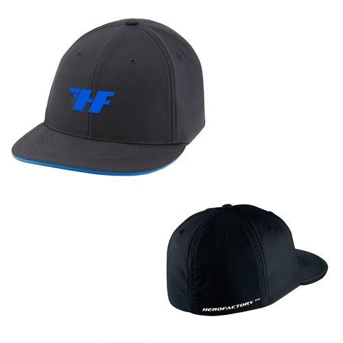 Cap Brand for HeroFactory