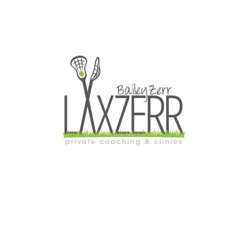 Laxzerr Logo design