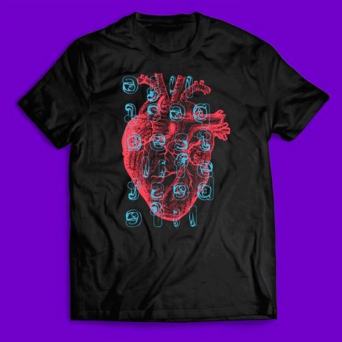 Tee Heart