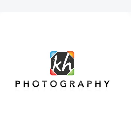 Logo for KH Photography