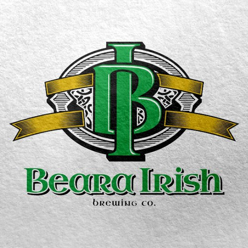 Irish Craft Brew Company Logo needed