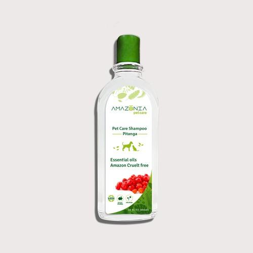 Pet shampo amazonia