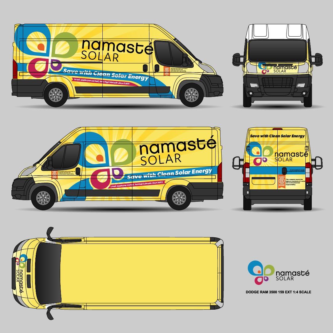 Solar Van Design - Take our vans to the next level!