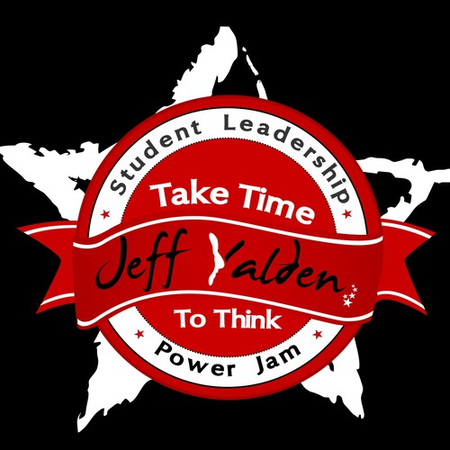 logo for Jeff Yalden's Student Leadership Power Jam