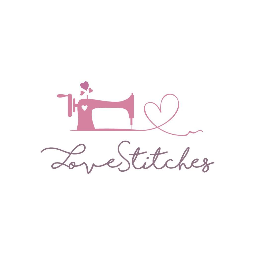 LoveStitches braucht Liebe fürs Logo