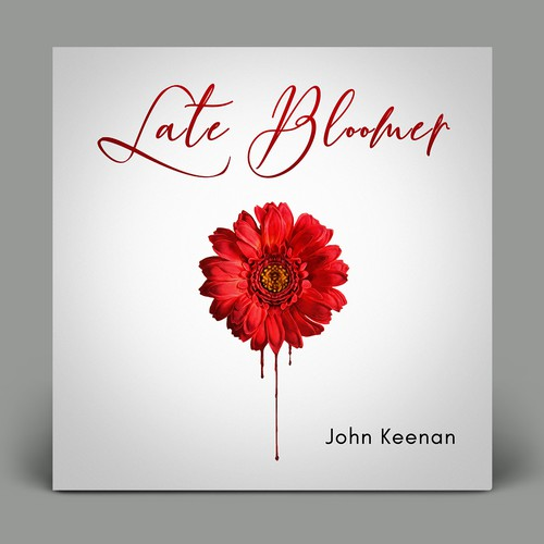 'Late Bloomer' Album Cover Design