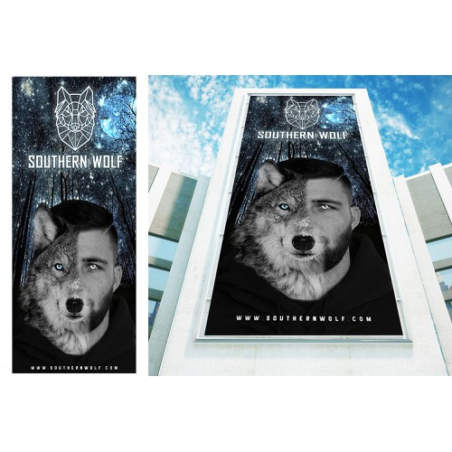 Poster idea for Southern Wolf
