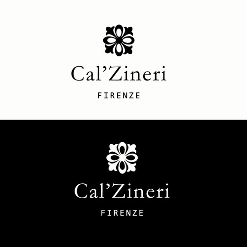 Logo creation for an Italian Fashion House for Men