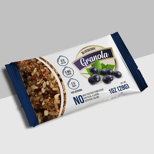 Granola Package for School Kids Across USA - Package update from current