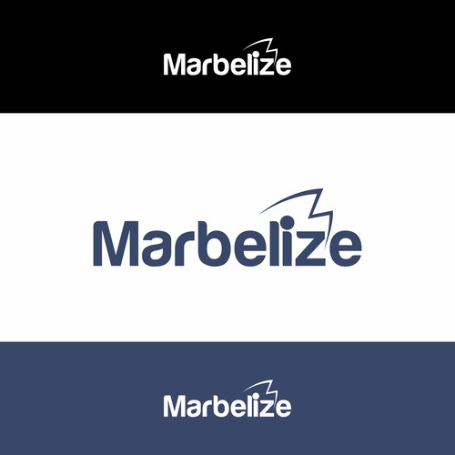 logo for marbelize