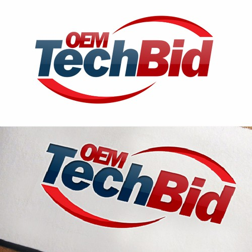 Help OEM TechBid  with a new logo