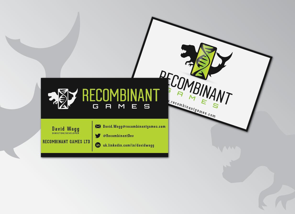 Recombinant Games seeks alluring logo