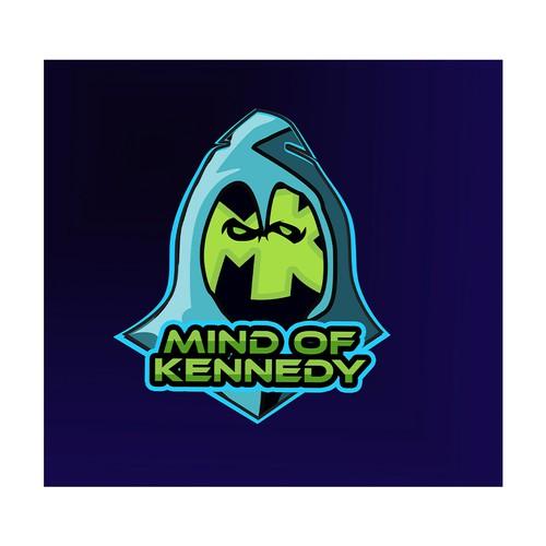 Unique Gamer Logo
