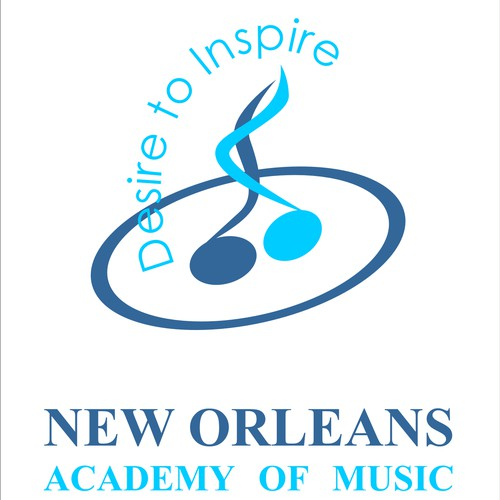 Help New Orleans Academy of Music with a new logo