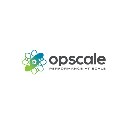 Logo for Opscale.