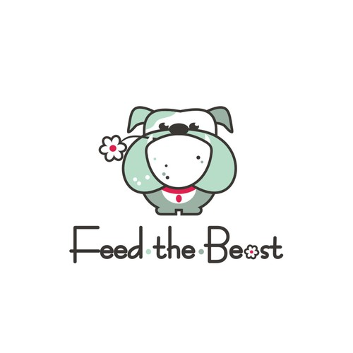 FEED THE BEAST pet products boutique needs a new logo