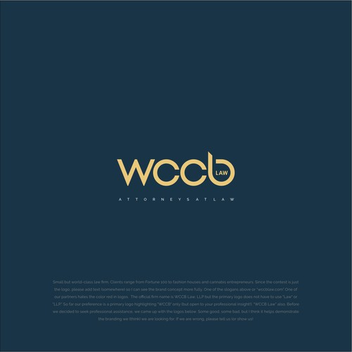 WCCB LAW