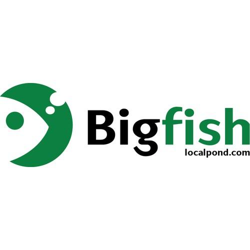 New Logo Design wanted for BigFishLocalPond.com