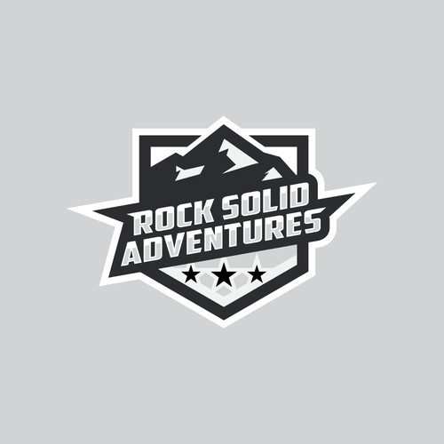 Proposed Logo for an Outdoor Activities Company