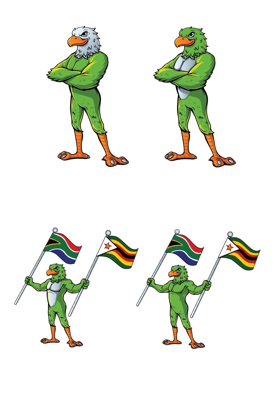 Design a killer mascot for GoBundance