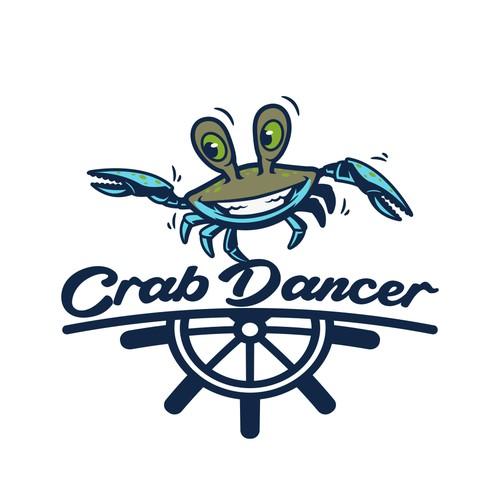 Crab Dancer Logo
